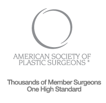 American Society of Plastic Surgeons.  Thousands of Member Surgeons, One High Standard